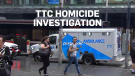 Police investigating death in Toronto's subway