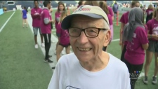 Running the distance at age 81