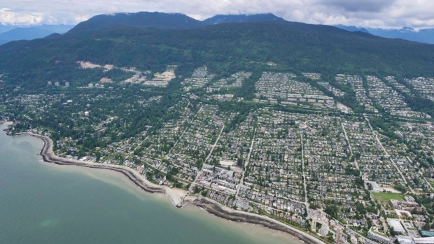 CTV Vancouver's Gary Barndt captured Metro Vancouver from above during June flights in Chopper 9.