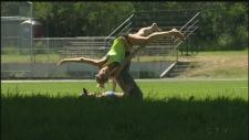 Sawatsky Sign-Off- Beyond Downward Dog