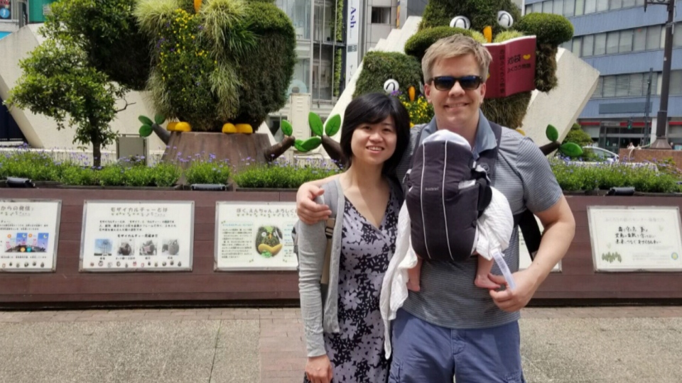 B.C. families stranded due to visas