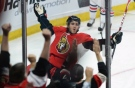 Former Ottawa Senators forward Mike Hoffman is now a Florida Panther. Hoffman was traded Tuesday morning to Florida, just hours after the Senators sent him to San Jose.