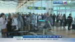 Airport evacuation, pot plebiscites: Morning Live