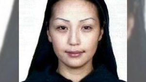Altantuya Shaariibuu is seen in this undated photo.
