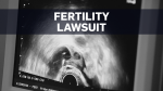 Couple filing lawsuit against fertility clinic