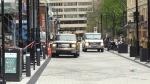 Argyle Street closed to weekend vehicle traffic