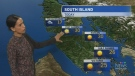 Tuesday weather with Sonia Beeksma