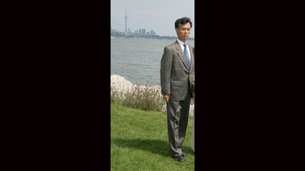 Yosuke Hayahara, 73, is seen in this image provided by police. (Police handout)