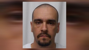 A Canada-wide warrant has been issued for 36-year-old Derek Faria (image: Calgary Police Service)