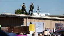 u.s. immigration protest