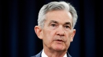 FILE- In this June 13, 2018, file photo Federal Reserve Chair Jerome Powell speaks to the media after the Federal Open Market Committee meeting in Washington. (AP Photo/Jacquelyn Martin, File)