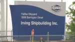 Tentative deal reached with Irving shipbuilders