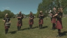 saskatoon police pipes and drums