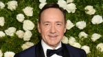 In this June 11, 2017 file photo, Kevin Spacey arrives at the 71st annual Tony Awards at Radio City Music Hall in New York.  (Photo by Evan Agostini/Invision/AP, File)