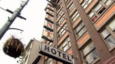 Regent Hotel closed
