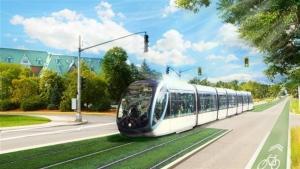 Gatineau STO Train