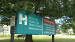 Special levy to fund hospital?