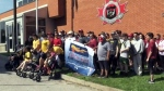 North Bay Police host torch run