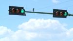 Dangerous intersection to get crosswalk