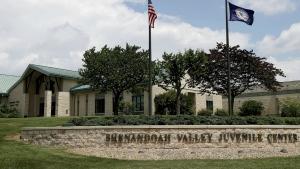 The Shenandoah Valley Juvenile Center in Staunton, Va. on Wednesday, June 20, 2018. (AP Photo/Zachary Wajsgras)