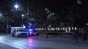 Male seriously injured after stabbing in city's Moss Park neighbourhood | CTV News