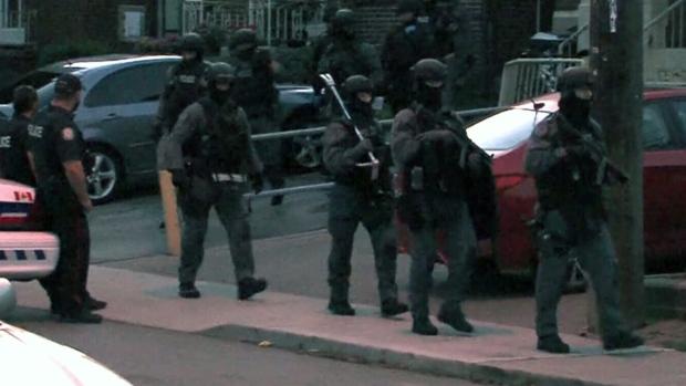 toronto police arrest dozens in organized crime blitz
