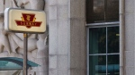 A subway sign is seen in Toronto on Friday, August 24, 2012. THE CANADIAN PRESS/Michelle Siu