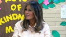 LIVE2: Melania Trump at the U.S. border