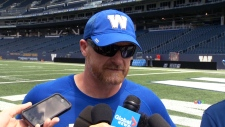 Bombers to take on Alouettes