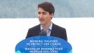 CTV News Channel: PM Trudeau makes announcement