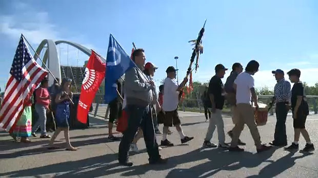 National Aboriginal Day celebrated in Calgary