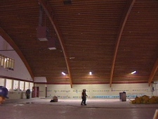 Banff curling rink