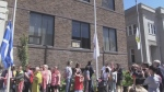 Timmins celebrates Indigenous Peoples' Day with flag-raising ceremony