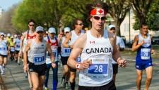 Alta. man attempting to run across Canada
