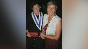 B.C. woman graduates high school at 92