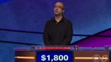 Surrey teacher schools opponents on 'Jeopardy!'