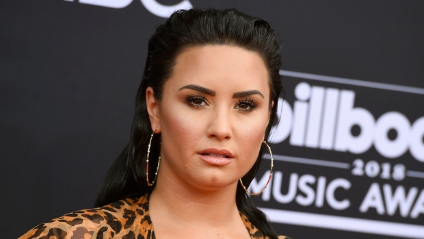 Demi Lovato's nurse allegedly told police she used meth