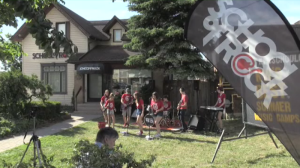 Students at School of Rock KW put on a free concert to mark International Make Music Day.