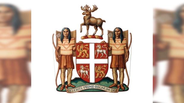 Newfoundland and Labrador coat of arms