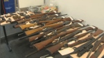 The gun amnesty initiative ends on June 30.