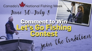 Let's Go Fishing Contest