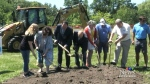 Breaking ground in Sault Ste. Marie