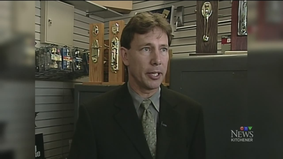 Daniel P. Reeve sentenced to 14 years