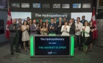 The Hydropothecary Corporation Opens the Market June 22, 2018 (Photo: CNW Group/TMX Group Limited)
