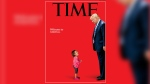 The cover for Time magazine's latest issue is shown. (Time Magazine)