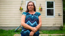 """Sandra Muse Isaacs, an Indigenous professor at Saint Mary's University, said many of the university's actions amount to """"window dressing"""" and are """"not what indigenizing the academy is all about."""" / THE CANADIAN PRESS/Peter Power"""