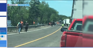 Fatal crash between Blind River and Iron Bridge