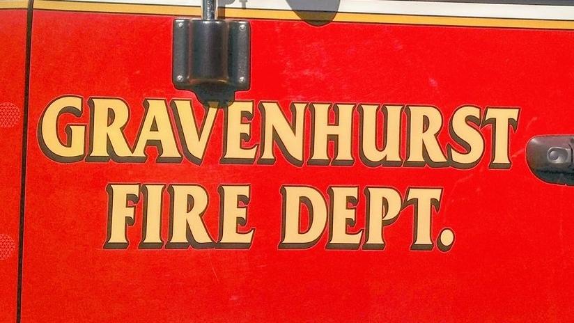 gravenhurst fire department