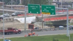 Lane closures on Crowchild Trail between Bow Trail and Memorial Drive will impact weekend traffic and Monday morning's commute