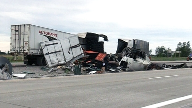 CTV Windsor: Fatal 401 crash | CTV News Windsor